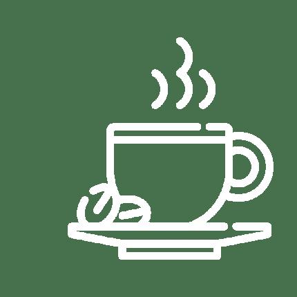 O café mais amor do Distrito Criativo